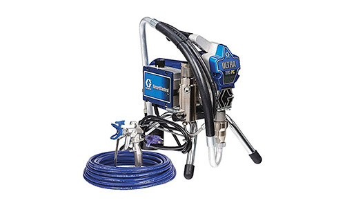 Graco Ultra 395 Electric Airless Paint Sprayer
