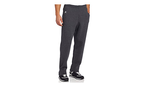 Dri-Power Men's Open Bottom Sweatpant by Russell Athletic