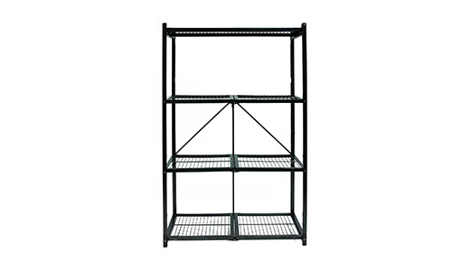 Origami R5-01 general purpose 4-shelf steel collapsible storage rack