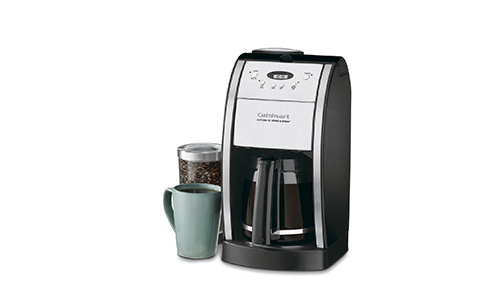Cuisinart Grind and Brew Automatic Coffee Maker