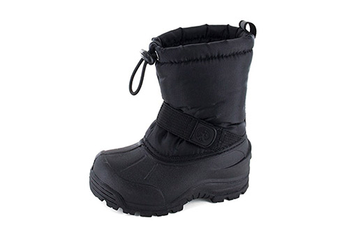 Northside Boys Girls Toddler/Little Kids/ Big Kids Frosty Winter Snow Boot