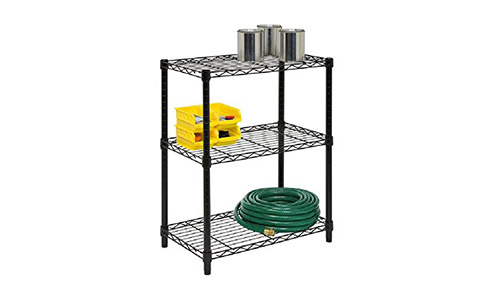 Honey-can-do SHF-01905 3 tier shelving system