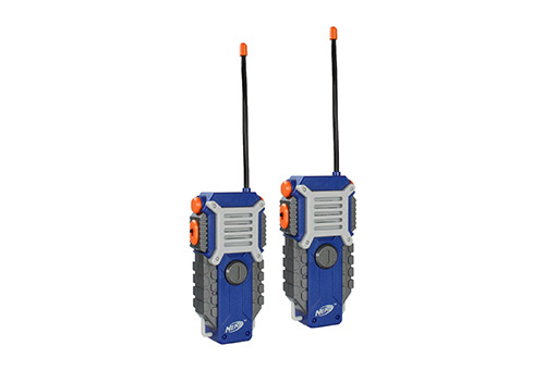 Sakar Nerf Walkie Talkie Set