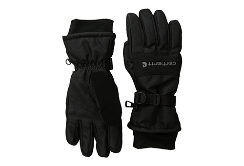 Carhartt Men's W.P waterproof insulated gloves