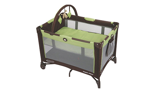 Graco Pack 'n' Play On The Go Playard