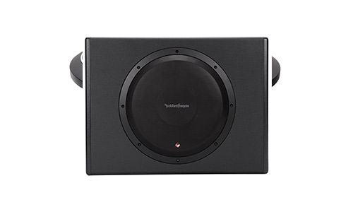 Rockford Fosgate 300 Watt Powered 12-Inch Subwoofer