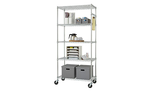 TRINITY Eco storage 5 tier
