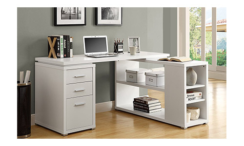 Monarch Specialties Corner Desk