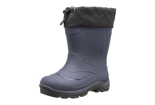 Kamik Footwear Kids Snobuster1 Insulated Snow Boot