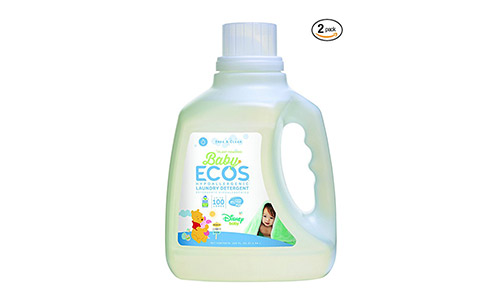 Earth-friendly products baby ecos free and clear Disney laundry detergents