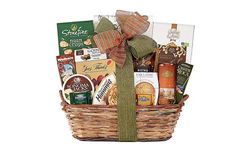 The Connoisseur Wine Country Gift Basket