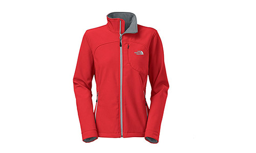 The North Face Apex Bionic Jacket Women's Rambutan Pink\XL