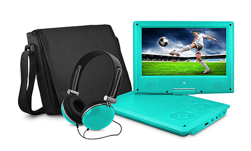 Ematic Portable DVD Player