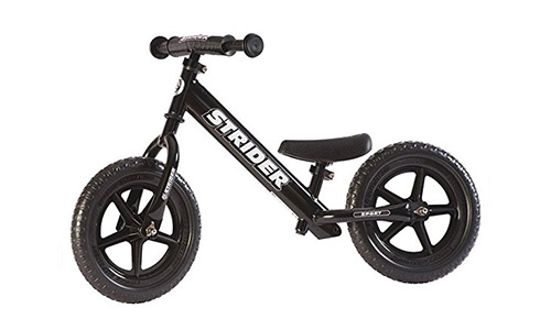 Strider presents 12 Sport Balance Bike for Kids Age: 18 months to 5 years