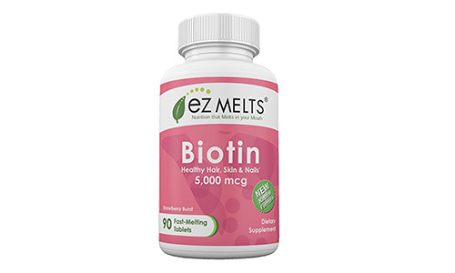 EZ Melts Biotin Tablets