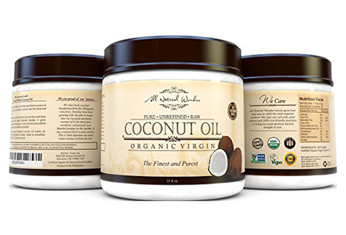 All Natural Wonder Virgin Coconut Oil