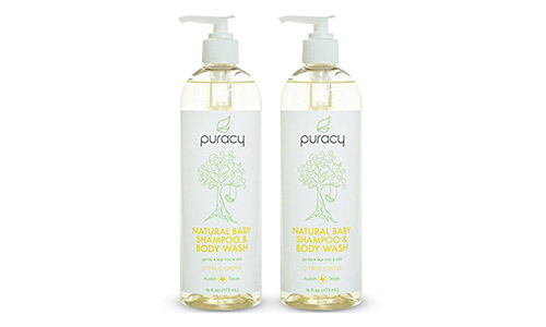 Puracy Natural Baby Shampoo