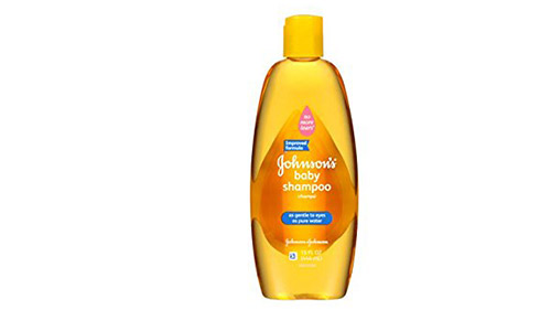 Johnson's Tear Free Shampoo