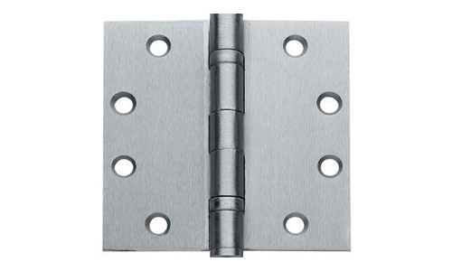 Grade ball bearing door hinge
