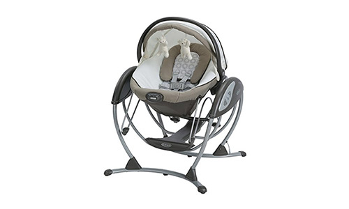 Graco Soothing System Baby Glider