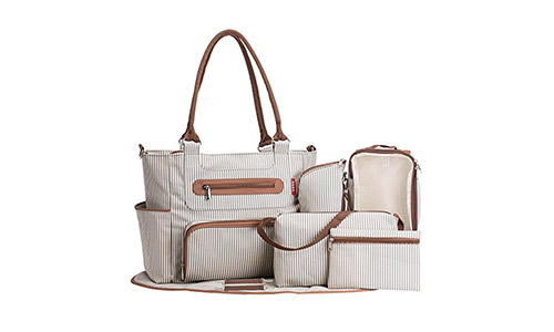 SoHo Designs Diaper Bag