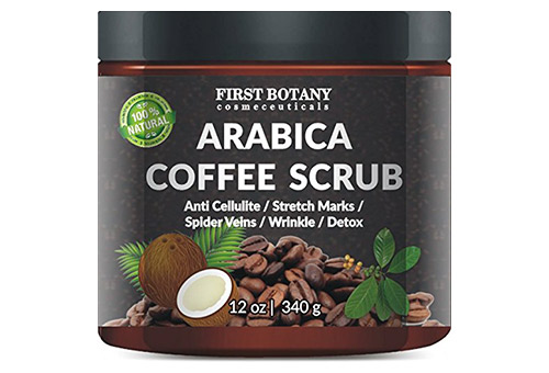 First Botany Cosmeceuticals Arabica Coffee Scrub