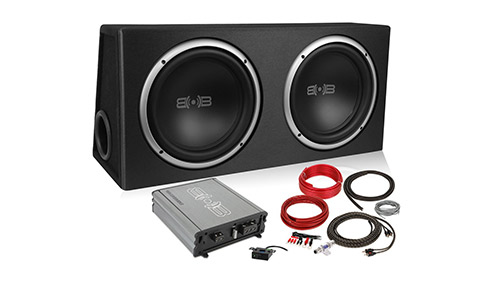 Belva Complete Car Subwoofer Package