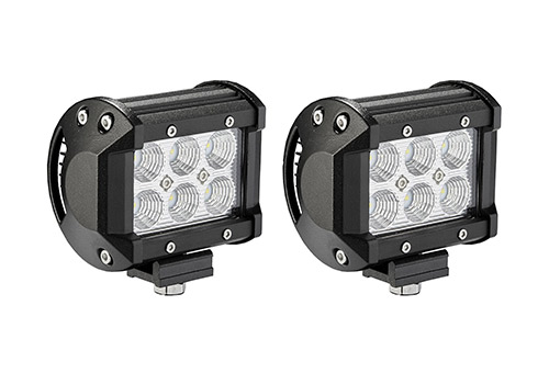 Northpole light two pack, eighteen warts led light bar