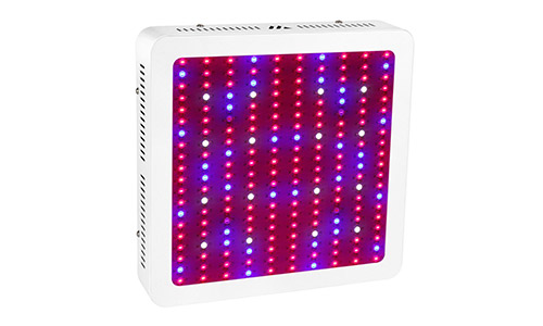 LED Grow Light 1500W Morsen Full Spectrum Growing Lamp Double-Chips 10W LED Indoor Plant Lamp
