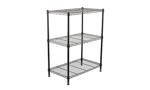 Finnhomy supreme steel wire shelving unit