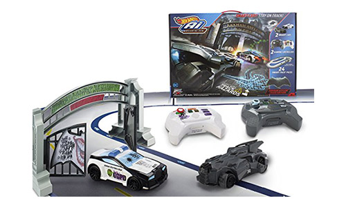 The Hot Wheels Ai Starter Chase Edition Track Set