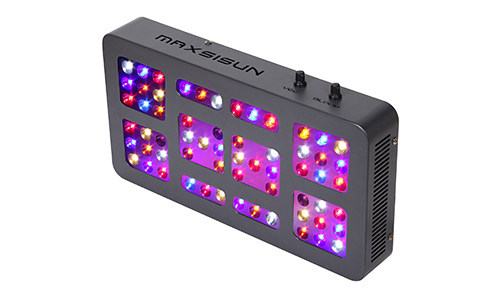 MAXSISUN Dimmable 300W LED Grow Light