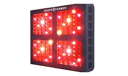 Spider Farmer Dimmable Series 600W Led Grow Light