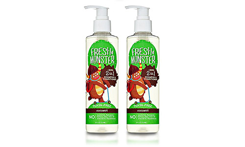 Fresh Monster 2-in-1 Kids Shampoo