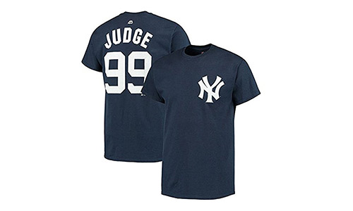 Majestic Athletic Aaron Judge T-Shirt