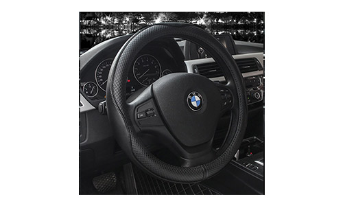 Valleycomfy Steering Wheel Covers Universal 15 inch