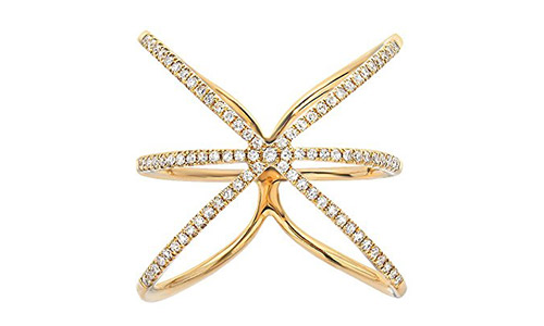 Zoe Lev Jewelry Diamond ring
