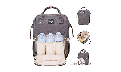 Lifecolor Diaper Bag