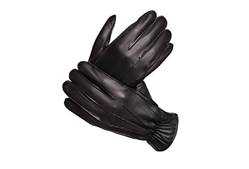 Baraca men's leather gloves