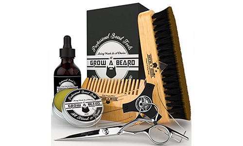 Beard Grooming Kit by Grow a Beard