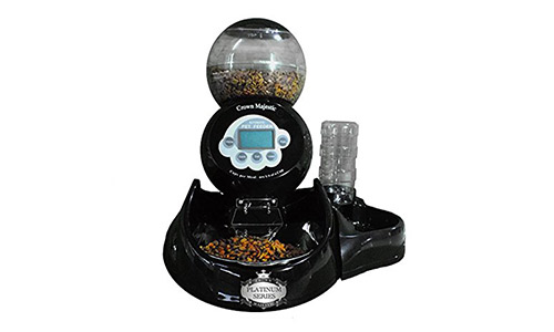 Crown Majestic Platinum Series Pet Feeder