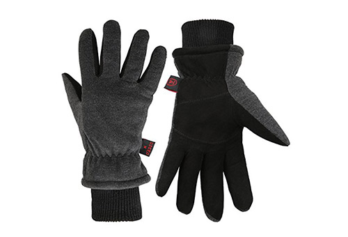 Fantastic zone men winter gloves