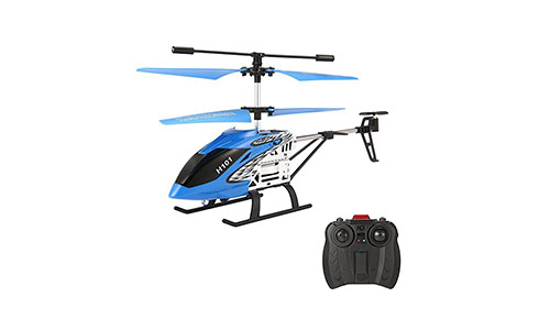 The EACHINE H101 Mini RC Helicopter