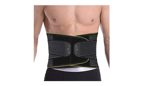 SZ-Climax Waist Back Braces Supports Belt