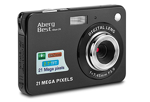 Aberg Best 21 Mega Pixels HD Digital Camera