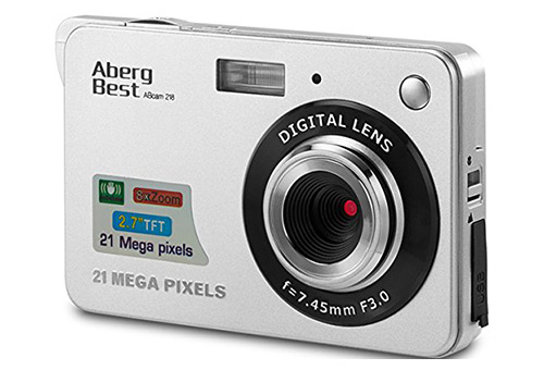 Aberg Best 21 Digital Camera