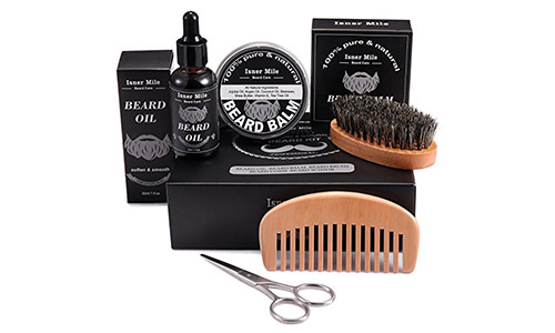 Beard Grooming Kit by Comfy Mate