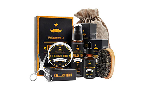 Beard Grooming Kit by Fulllight Tech