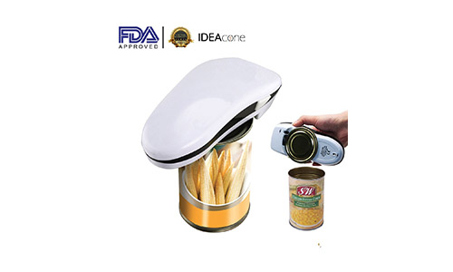 Hands Free Can Opener by One Touch