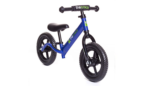 TheCroco presents Aluminium Balance Bike Lightest 4.3 lbs for age 1.5-5 yrs